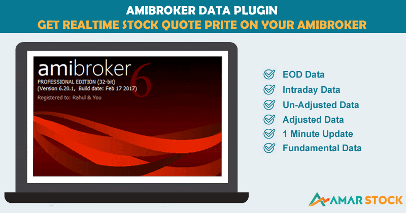 Packages for AmiBroker plugin